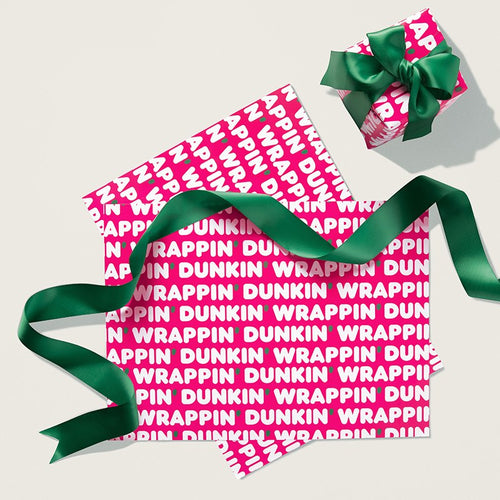 DUNKIN' WRAPPIN' PAPER