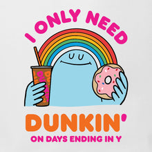 Load image into Gallery viewer, DAILY DUNKIN' DRINKER TOTE