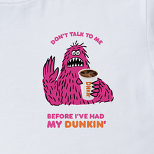 Load image into Gallery viewer, BEFORE MY DUNKIN' TEE