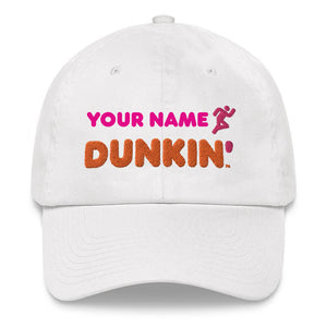You Run on Dunkin' Baseball Cap