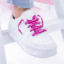 Load image into Gallery viewer, Charli x Dunkin' Shoelaces (2 pairs)