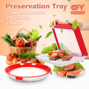 OFY Food Preservation Tray