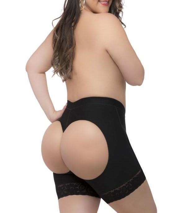 Plus Size Waist Slimming and Booty Boosting Shapewear!