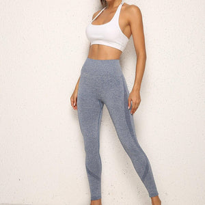 Glory Mesh Tummy Control Push Up Fitness Leggings