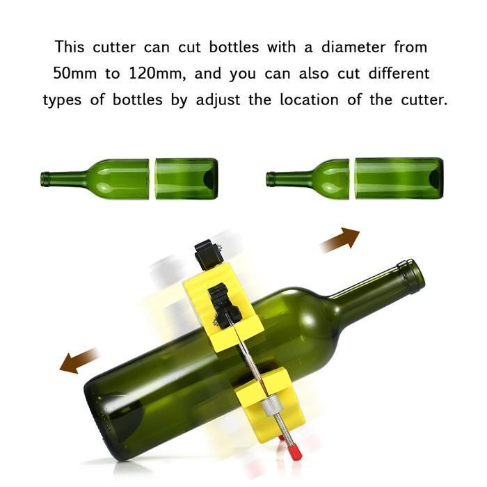 CutPro® Glass Bottle Cutter