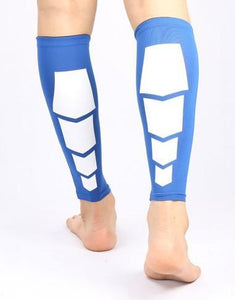 Calf Compression Shin Splint Sleeves - Reduce Swelling & Increase Blood Flow!