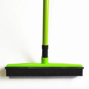 Broom with Squeegee