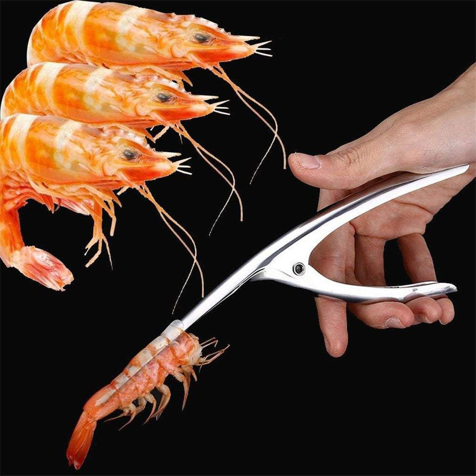Creative Shrimp Deveiner Peel Kitchen Tool