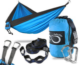 Double Camping Hammock With Upgraded Features