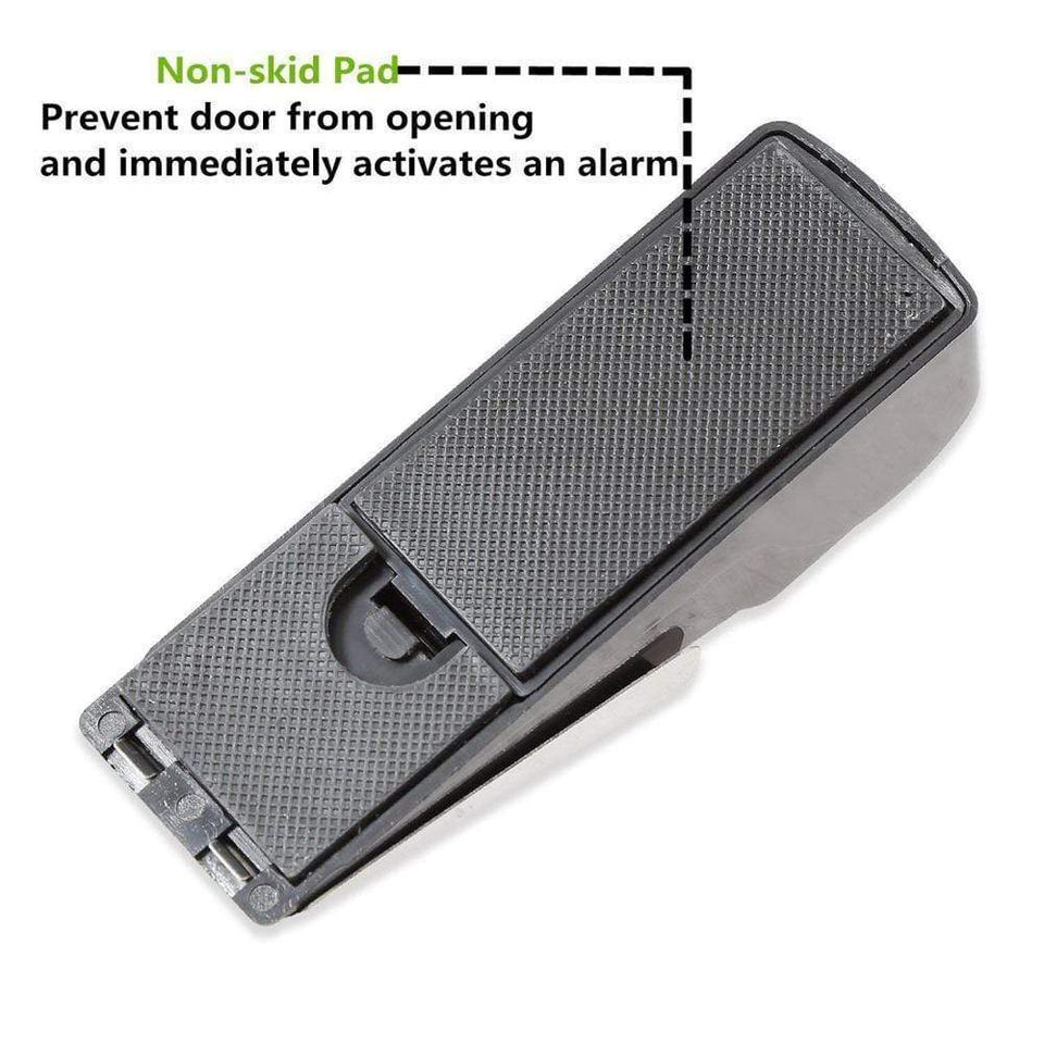 Door Stop Alarm Security System