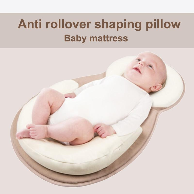 Fold N Go Anti-Rollover Portable Baby Bed