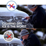 Magical Car Windshield Ice Scraper