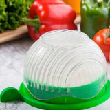 Multi-functional Salad Cutter Bowl