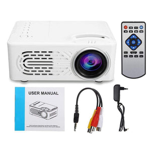 Portable 1080P USB Projector