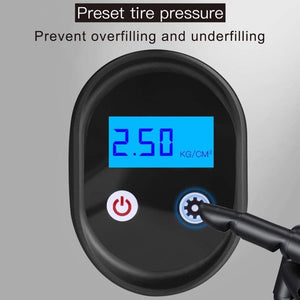 Portable Electric Tire Inflator