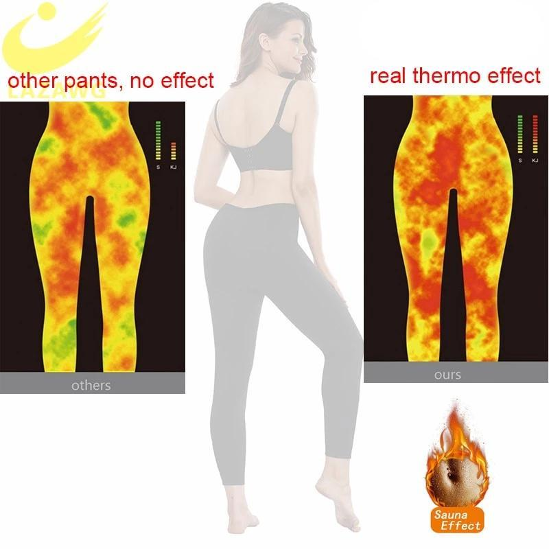 Neoprene Weight Loss Insta Sweat Slimming Shaper Leggings