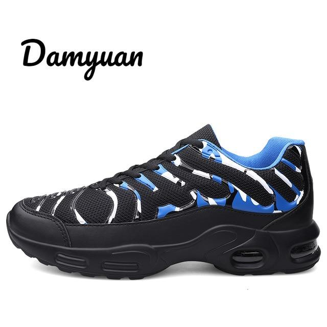 Damyuan 2020 Men's Casual Shoes Non-Leather Casual Shoes