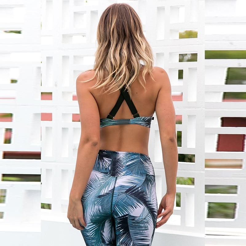 Forest Green Workout 2 Piece Set