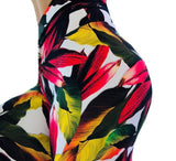 Fall Leaf Love 3D Print Leggings