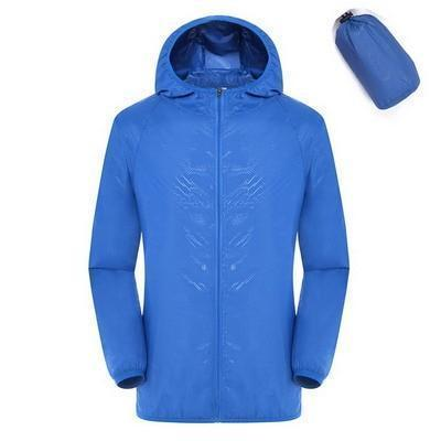 Ultra-Light Weather Protection Outdoor Jacket