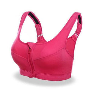 Adjustable Top Fitness Sports Bra