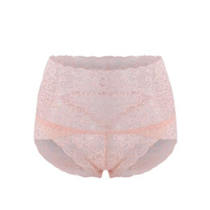 Weight Loss Seamless Lace Panties