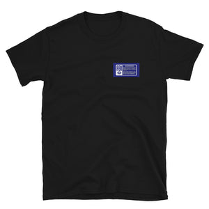 "BASSEL ""FBI Warning""  Unisex T-Shirt - BASSEL Collective"