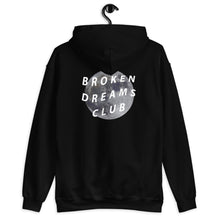 "Load image into Gallery viewer, BASSEL Collective "" BROKEN DREAMS  "" - Unisex Comfy hoodie - BASSEL Collective"