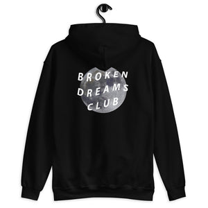 "BASSEL Collective "" BROKEN DREAMS  "" - Unisex Comfy hoodie - BASSEL Collective"
