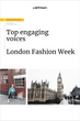 top influencers london fashion week
