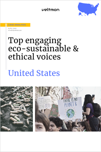 eco sustainable and ethical influencers united states
