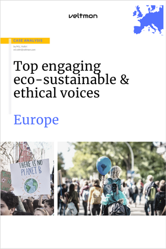 top engaging eco sustainable influencers on instagram europe edition
