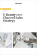 Ubeauty channel sales strategy analysis PDF