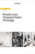 Poosh by kourtney kardashian channel sales strategy analysis PDF