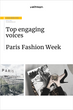 top influencers paris fashion week