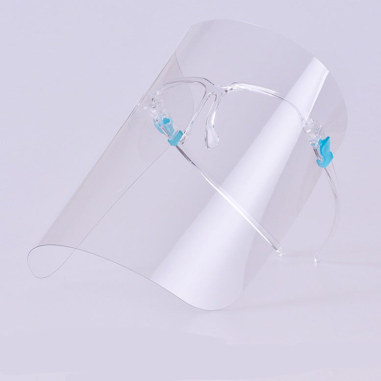 Glasses Style Anti-Fog Protective Face Shield Adults & kids