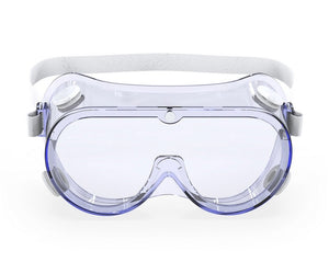 Anti-Fog Eye Protection Safety Goggles Clear
