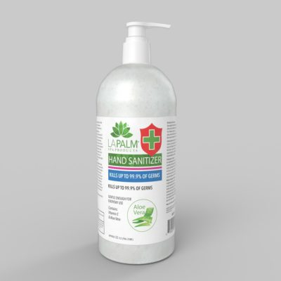 Hand Sanitizer 32 oz Kills Up To 99.9% of Germs - DFW Medical Supplies LLC