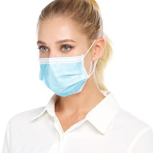 40pcs 3 Layer Protective Mask - DFW Medical Supplies LLC