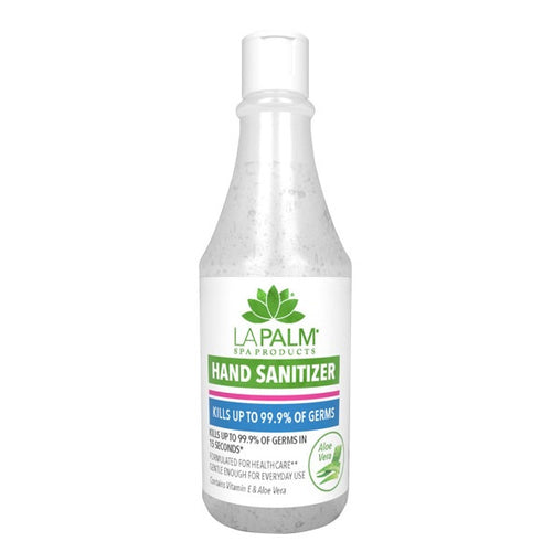 3.3fl oz 99.9% LAPalm Antibacterial Hand Sanitizer Handgel - DFW Medical Supplies LLC