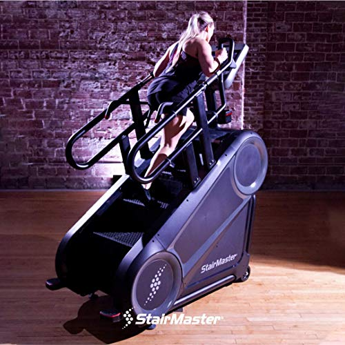 15 Touch Screen Console StairMaster 10G Gaunlet 10 Series Stepmill with Overdrive Training
