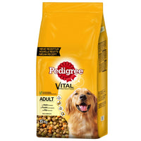 Pedigree Adult Complete Dry Dog Food Vital Protection Chicken Vegetable 15KG