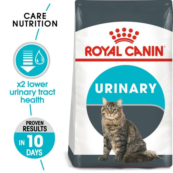 Royal Canin Urinary Cat Care Dry Adult Feline Food