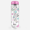 Girl Power Water Bottle Labels