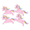 Princess Unicorn Die Cut Labels