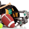 Golf Sports Labels On Sports Equipment