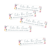 Lily Return Address Labels