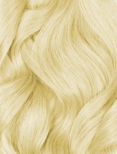 BLONDE #613 - Natural Curls