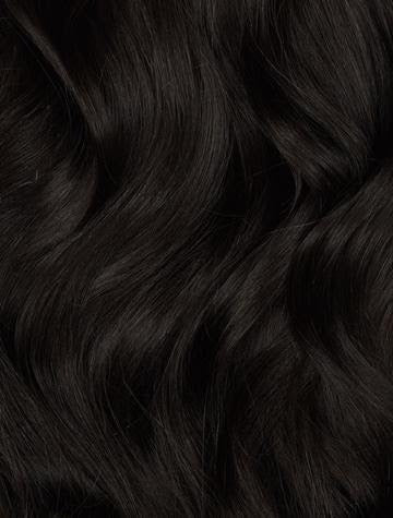 NATURAL BLACK  #1 - Natural Curls