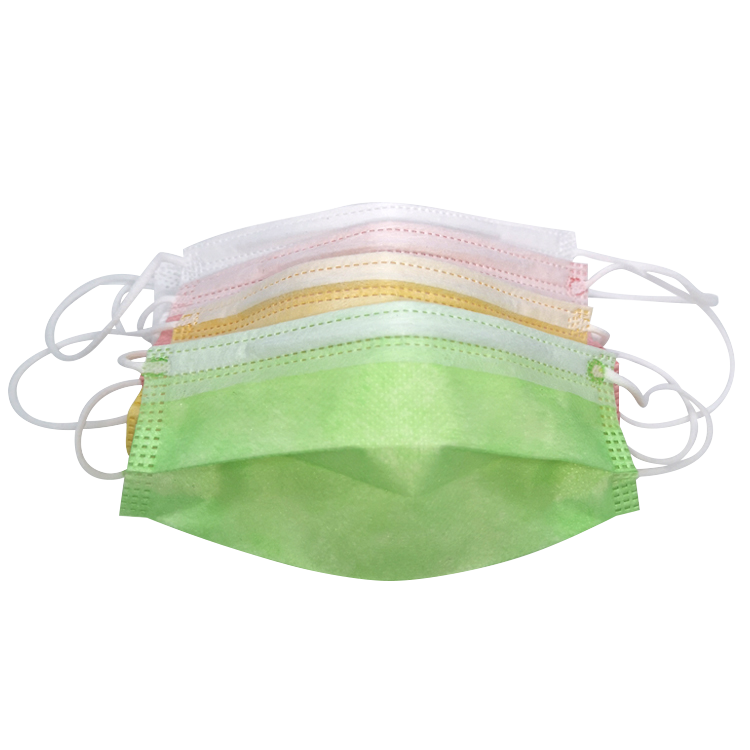 *KIDS* 3ply Mask (10 Masks)